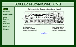 Boulder International Hostel